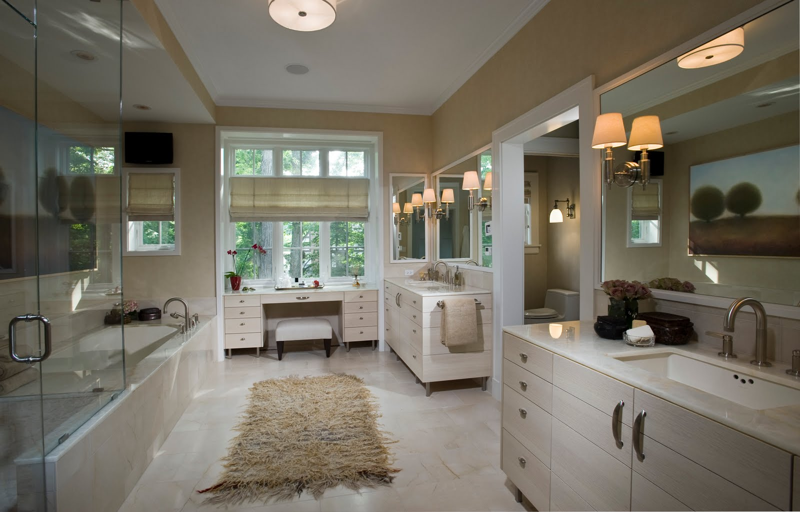 Most Beautiful Master Bathrooms: MOST BEAUTIFUL DESIGN FOR YOUR MASTER BATHROOM