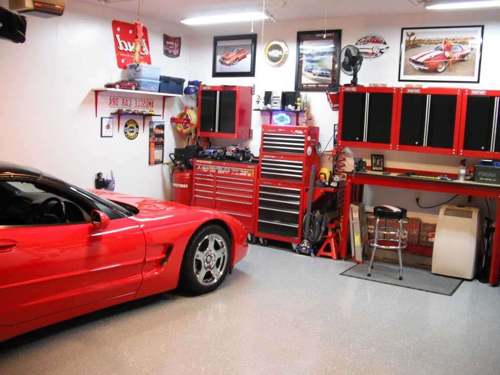 POPULAR GARAGE DESIGN IDEAS